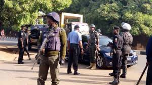 Police nab 11 suspects for robbery, cultism, others in Ebonyi