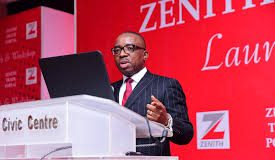 Zenith Bank GMD, Onyeagwu lists reasons for high interest on loans