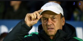 AFCON 2022: Last chance for Gernot Rohr?