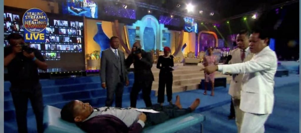 Hope rises as billions anticipate Healing Streams Live Healing Services with Pastor Chris Day 2