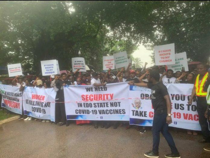 BREAKING NEWS! Court restrains Edo Govt from enforcing Obaseki's mandatory vaccination order