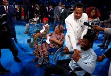 Healing Streams Live Healing Services with Pastor Chris - Like rivers in the desert